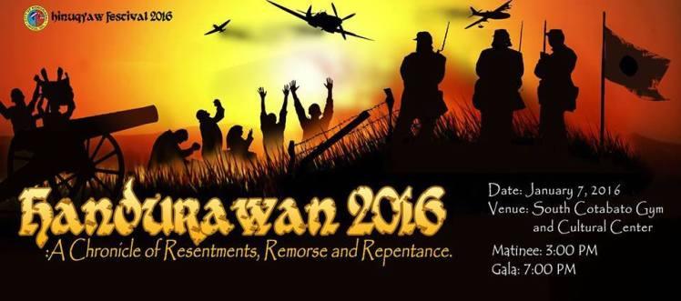 handurawan koronadal 2016