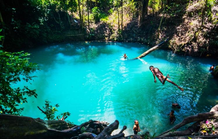 blue lagoon maguindanao-